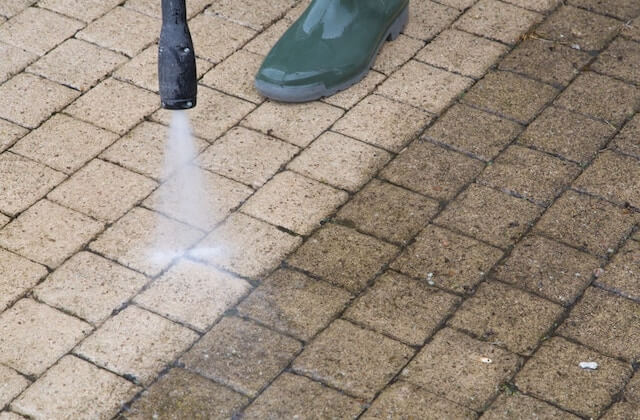 baltimore patio cleaning